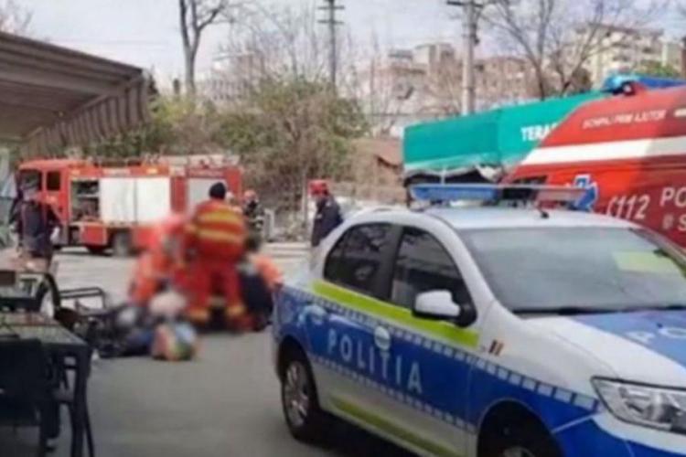 VIDEO - Bărbat mort la Pitești, când polițiștii îl încătușau. Intervenția a fost brutală