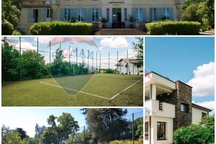 Castel în Franța sau vilă în Cluj. Costă la fel! Ce ați alege? - FOTO