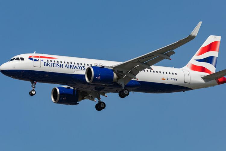 British Airways vine la Cluj! Britanicii deschid zbor Cluj - Londra Heathrow