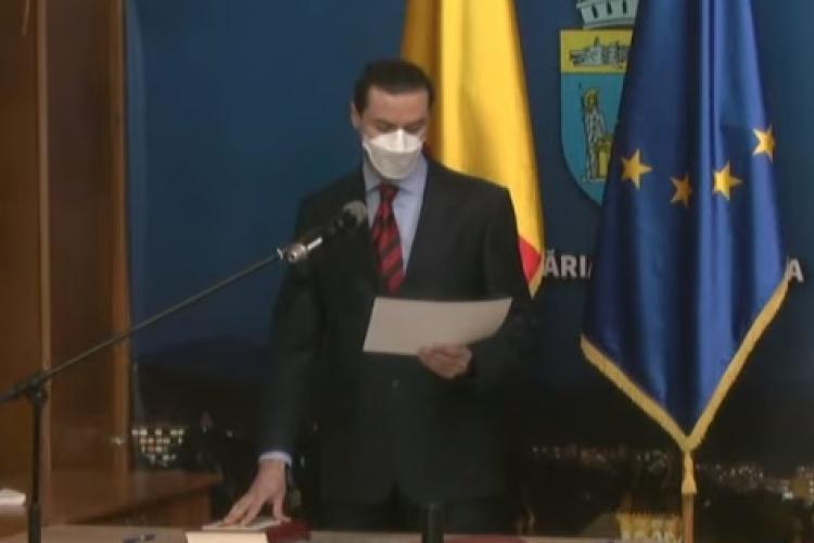 Consilierul local Sergiu Hossu, înlocuit cu Sebesi Arpad Zoltan