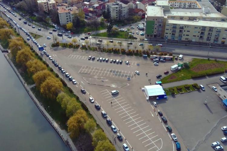 Clujul are o rată record de vaccinare! S-a ajuns la peste 40% populație vaccinată