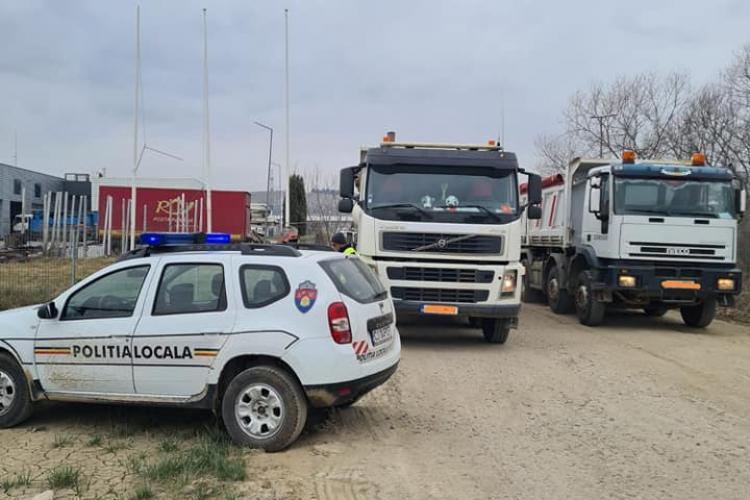 Premieră în Florești! Primarul Pivariu confiscă prima mașină, pentru depozitare ilegală de deșeuri