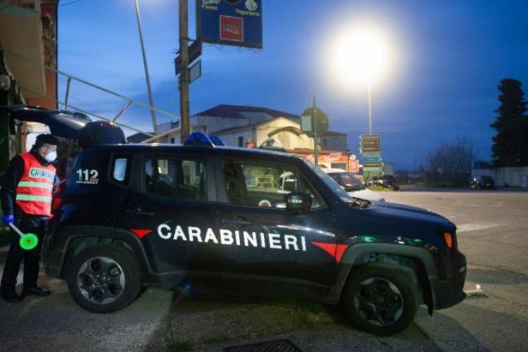 Un italian a murit în braţele soţiei sale, după ce a fost spulberat de o maşină condusă de un român