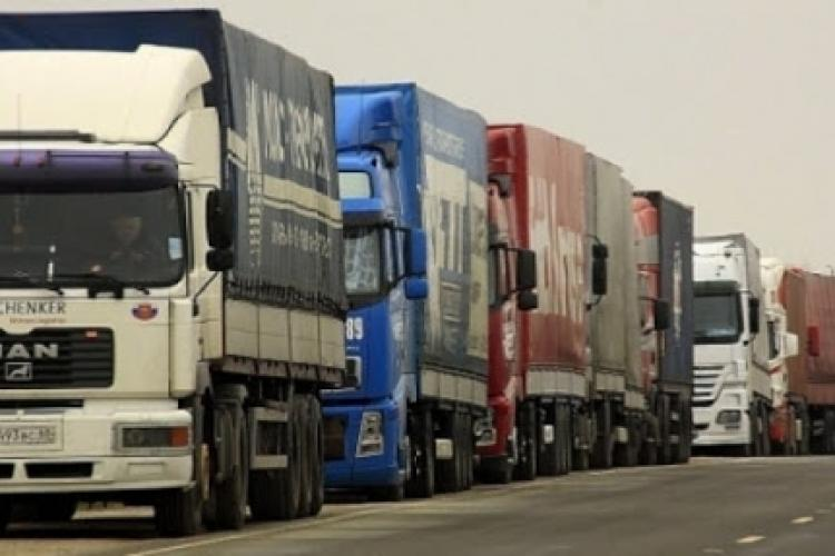 Primăria Turda: Taxa de tranzit prin Turda se aplică din 2017