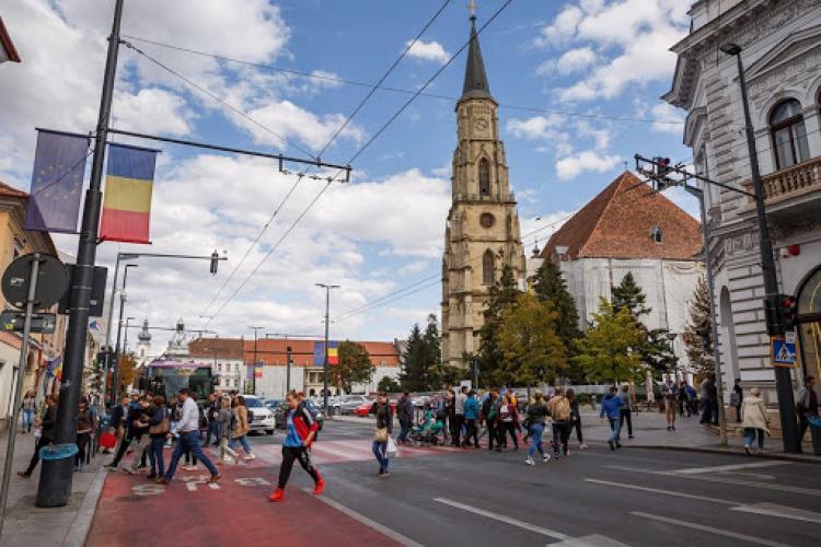 Cluj: Se întâmplă și lucruri bune! O sesizare minoră de pe MyCluj a fost soluționată în timp record