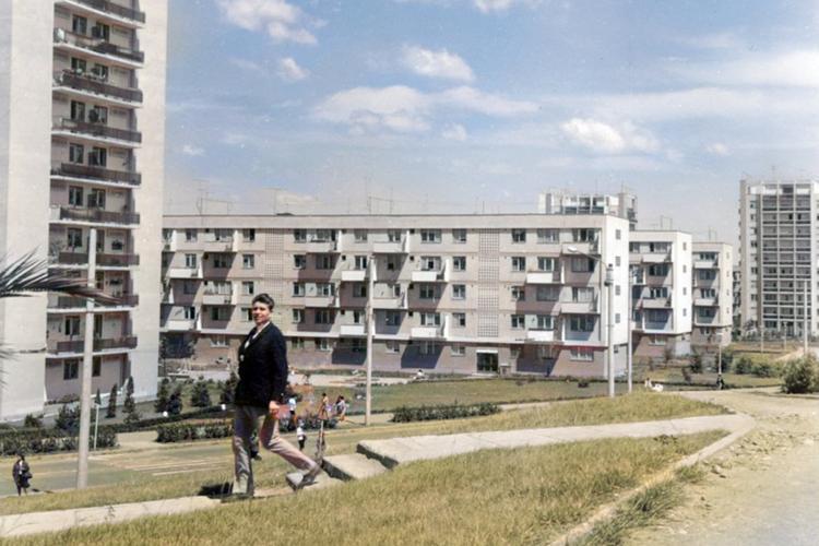 Imagine rară cu parcul retrocedat din zona Bizușa - strada Unirii. Primarul se jură că nu vor apărea blocuri- FOTO