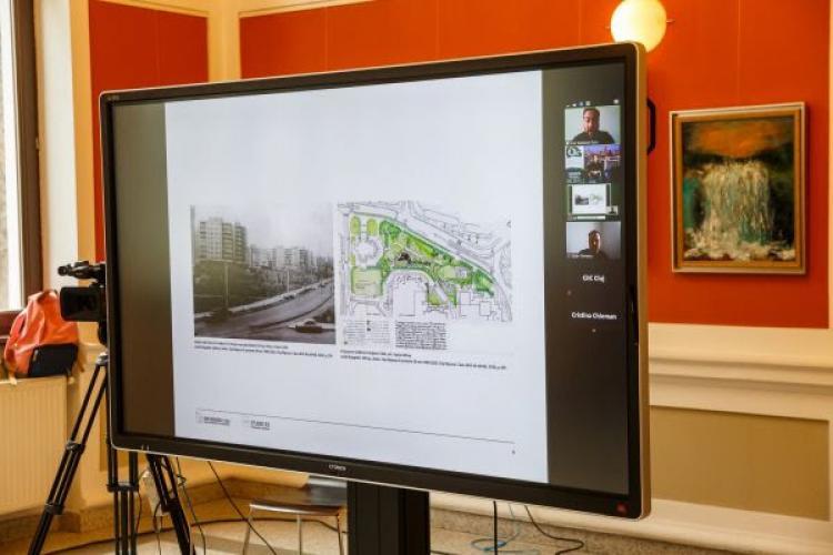 Parcul Primăverii din cartierul Mănăștur va fi reamenajat