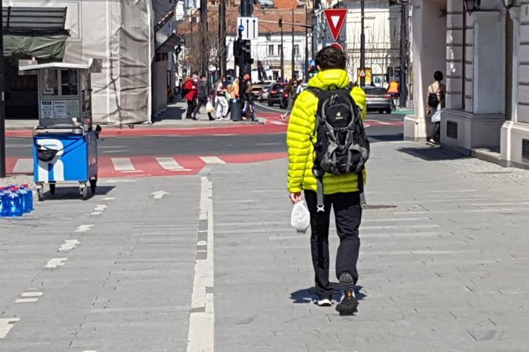 Ați uitat cum arăta Clujul fără restricții? Rata de infectare scade în localitățile clujene