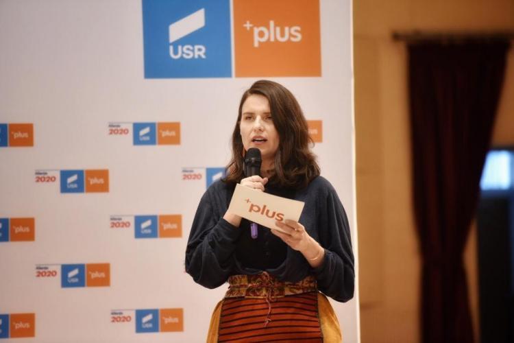 """Fosta membră PLUS, Oana Bogdan """"colectivista"""", revine: Traiul la comun ne-ar feri de pandemie"""
