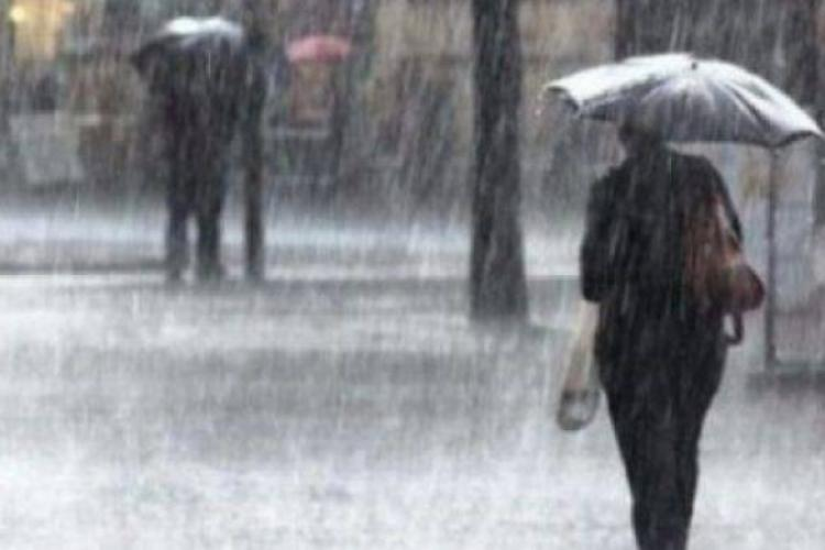 METEO. Prognoza meteo 27 - 29 aprilie 2021. Ploi puternice în toată țara