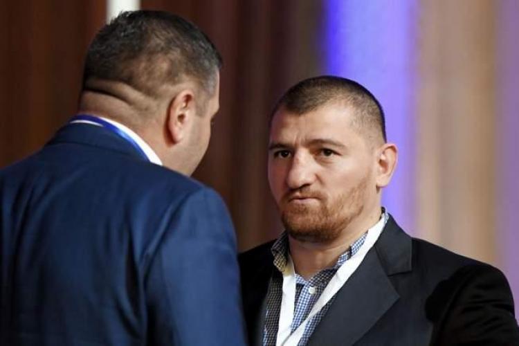 Cătălin Moroșanu, prins băut la volan. Luptătorul a fost lăsat fără permis de conducere