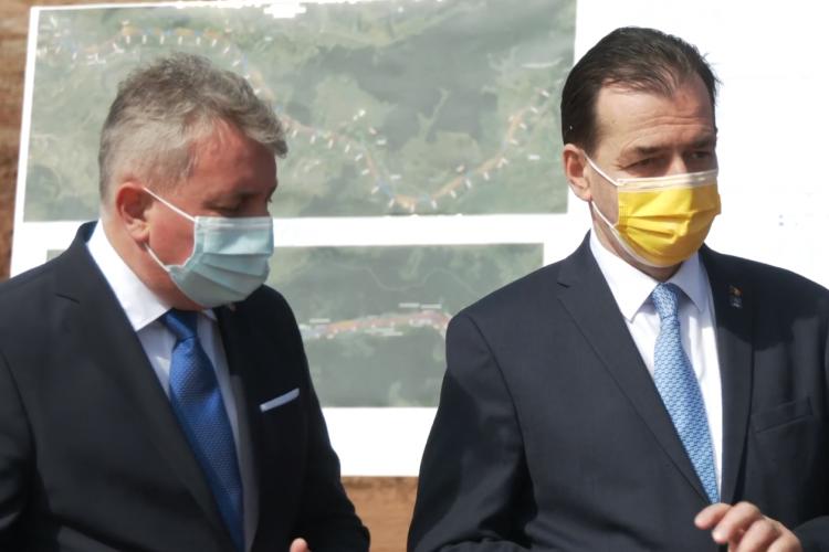 Lucian Bode, ministrul de Interne: Tronsonul de autostrada Nădășelu - Mihăiești - Zimbor va fi dat în folosință înainte de 2024