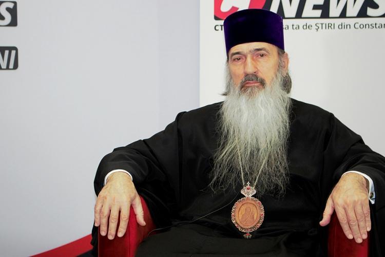 Arhiepiscopul Tomisului, acuzat că sfidează Patriarhia Română