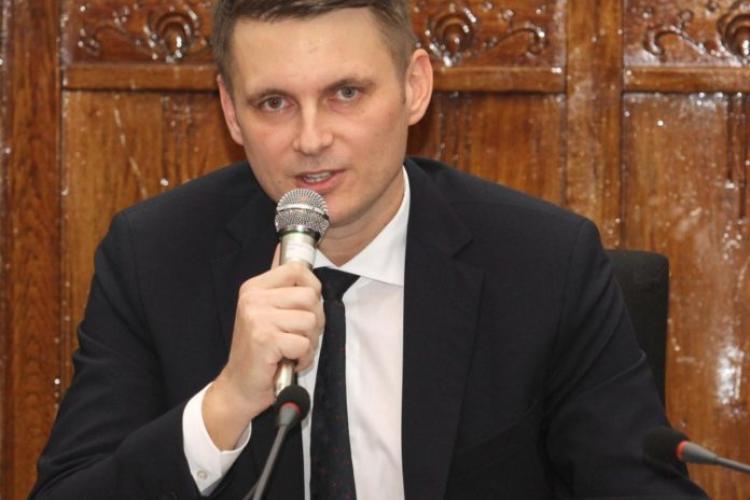 Fostul prefect al Clujului, Mircea Abrudean, a ieșit din CA -ul de la Transgaz