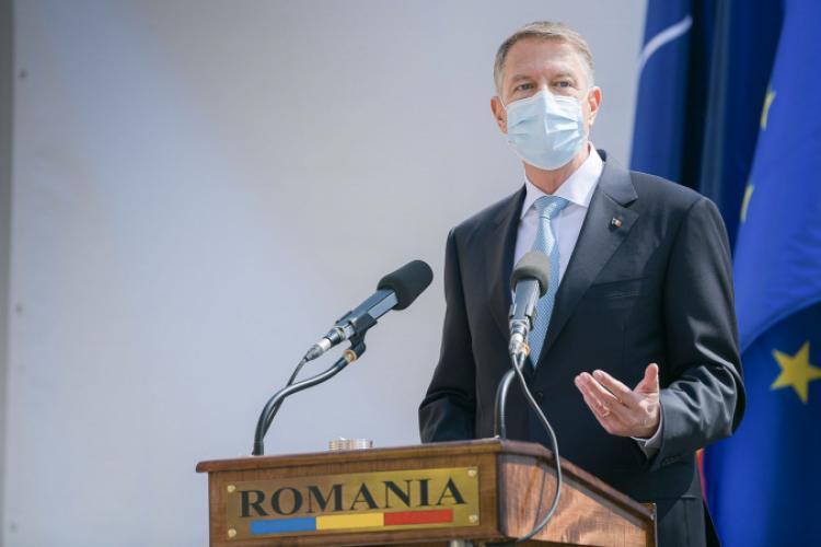 Klaus Iohannis: Ne pregătim pentru apărare pe flancul estic