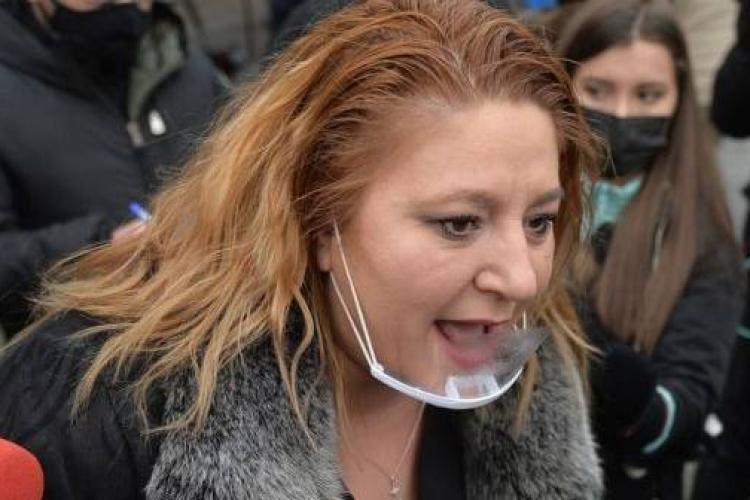Diana Şoşoacă, o nouă declarație controversată despre Cluj: Imi e mila de clujeni. Sunt cei mai supusi la restrictii