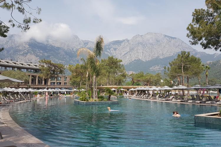 "Cum a fost la NG Phaselis Bay, cel mai nou hotel din Antalya, Turcia! Au lansat conceptul de ""Lifestyle resort"" - Galerie FOTO"
