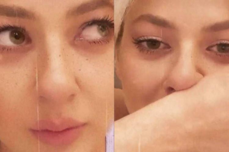 Lidia Buble a plâns pe internet. Ce confesiune emoționantă le-a făcut fanilor, printre lacrimi - FOTO