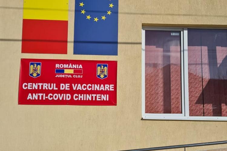 Maraton de vaccinare la Chinteni! Primul maraton de vaccinare din mediul rural are loc între 22 și 23 mai - FOTO