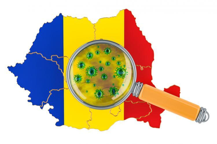 600 de cazuri noi de infectare în România, în ultimele 24 de ore