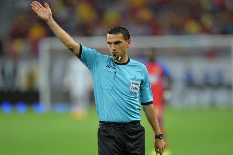 """CFR Cluj a trimis un memoriu către CCA, în care îl acuză pe arbitrul Ovidiu Haţegan de """"malpraxis în formă continuată"""