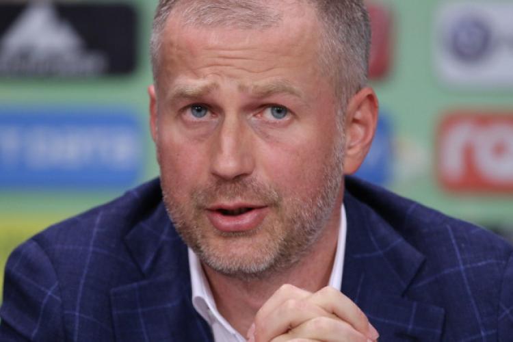 Edi Iordănescu pleacă la vară de la echipă