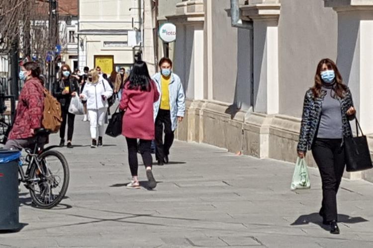 COVID Cluj: Doar 36 de persoane au fost infectate cu COVID, în ultimele 24 de ore