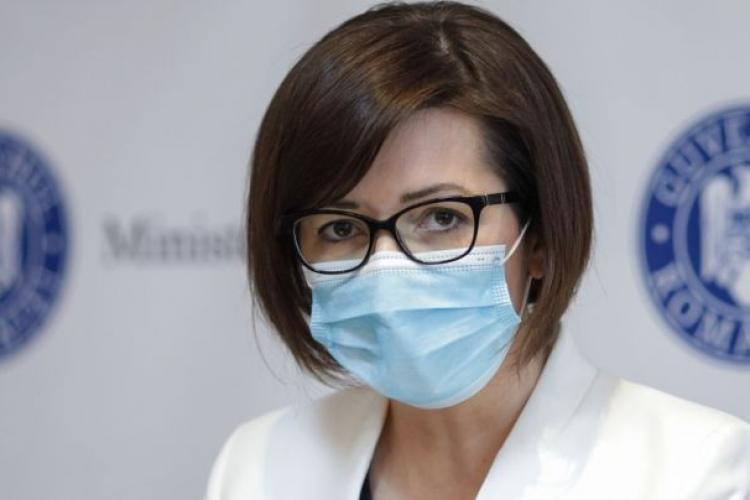 """Ioana Mihăilă, ministrul Sănătăţii: """"Ar fi foarte bine să ştim că din 5 iunie pandemia se termină"""