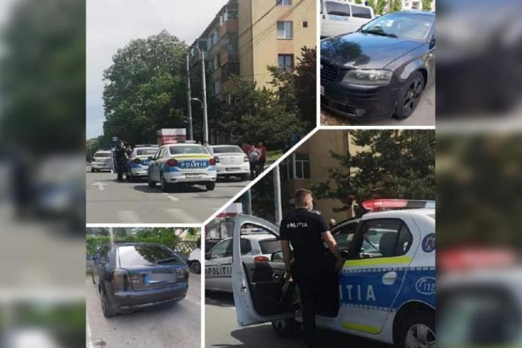 Doi polițiști au salvat o femeie răpită pe stradă. Răpitorii au fost prinși - FOTO