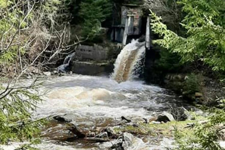 Noi detalii despre avertizarea de deversare a barajului Someșul Rece - FOTO