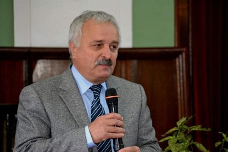 A murit profesorul Alexandru Marghitaș, fost rector al USAMV Cluj