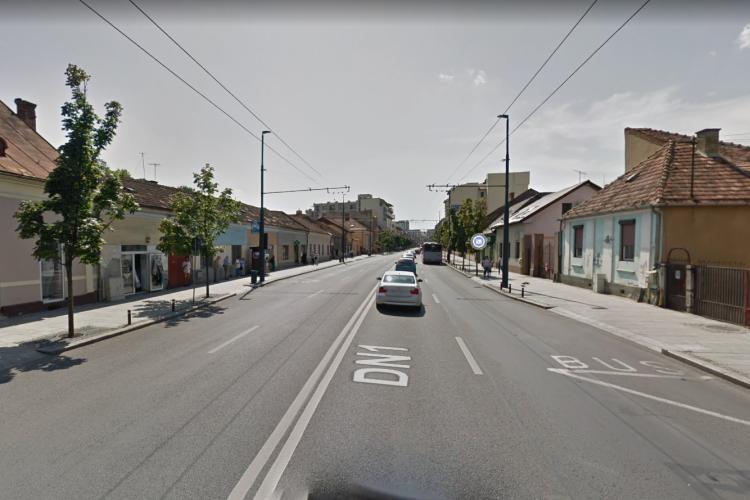 Consultare publică: Calea Mănăștur și Moților vor fi lărgite la 4 și 5 benzi de circulație