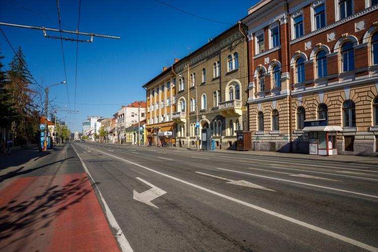 Tot mai multe localități din Cluj au rata de infectare sub 1.5. Vezi lista completă a incidențelor