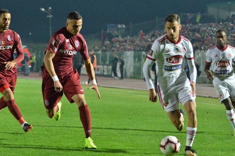 """Declarații tari după victoria lui Sepsi: """"Sezonul viitor, CFR Cluj nu prinde locul 4!"""""""