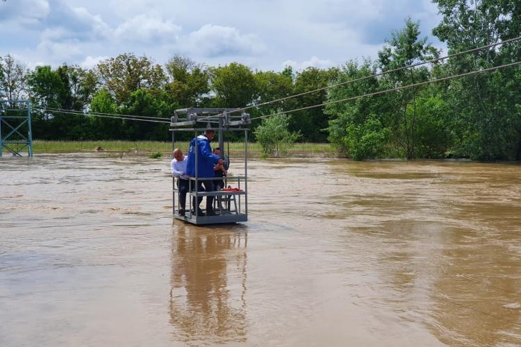 Cum evaluează prefectul din Bihor pagubele inundațiilor. Nu ne facem bine niciodată! - VIDEO