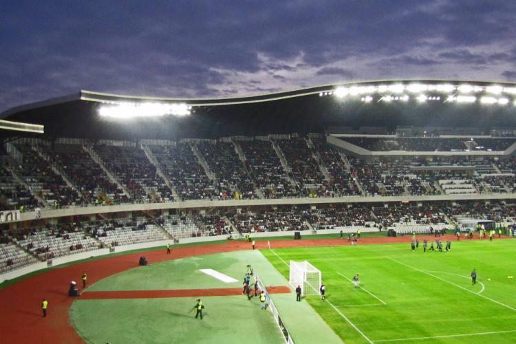 Campionatul European de atletism U20 din 2023 va avea loc la Cluj-Napoca
