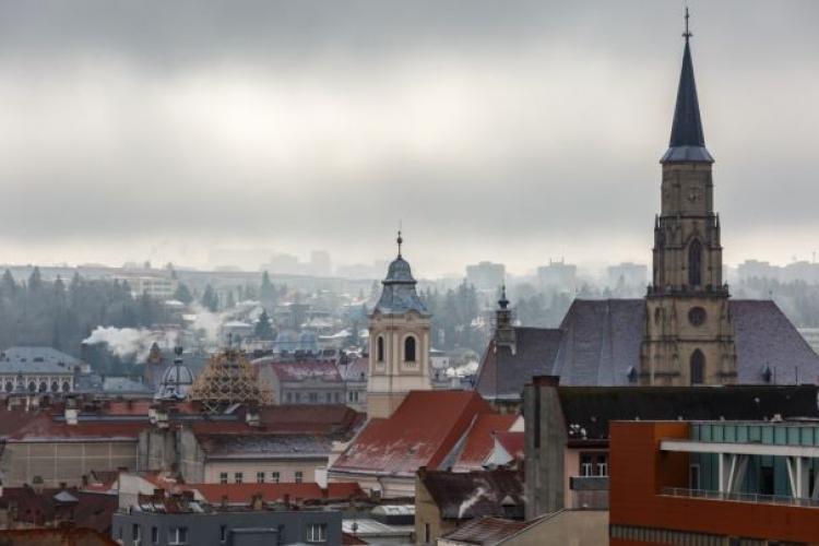 Tot mai multe localități clujene cu incidența SUB 1 la mia de locuitori. Vezi lista completă a ratei de infectare în județul Cluj