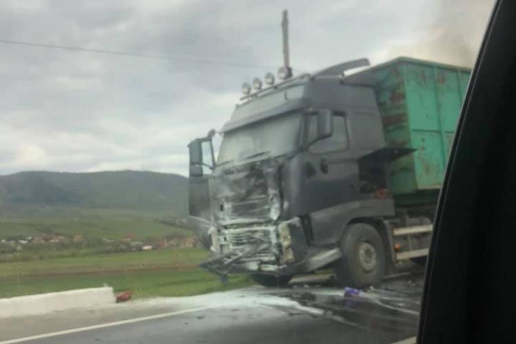 Accident rutier în localitatea Căpuș! Un motociclist a MURIT în urma impactului - FOTO