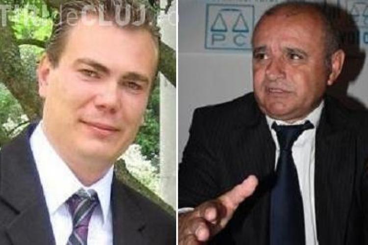 Razboi in PC Cluj! Timoce acuzat de presedintele filialei, Adrian Zaharia, ca isi arata loialitatea fata de PSD Cluj