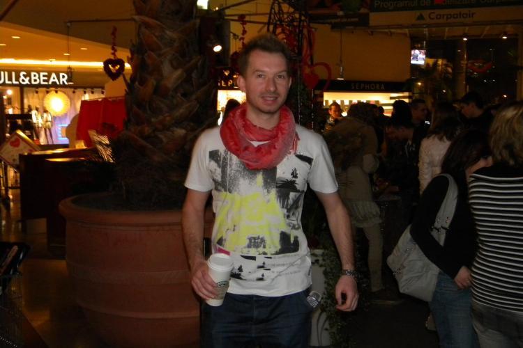 Mihai Sturzu, de la Hi-Q, s-a casatorit pentru o zi la Cluj! - FOTO