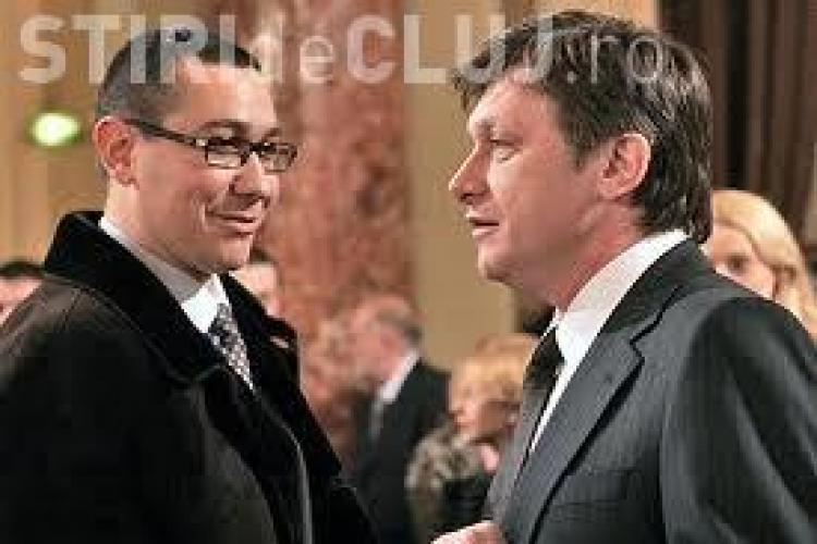 S-a infiintat Uniunea Social-Liberala. PSD, PNL si PC isi unesc fortele sa invinga PDL