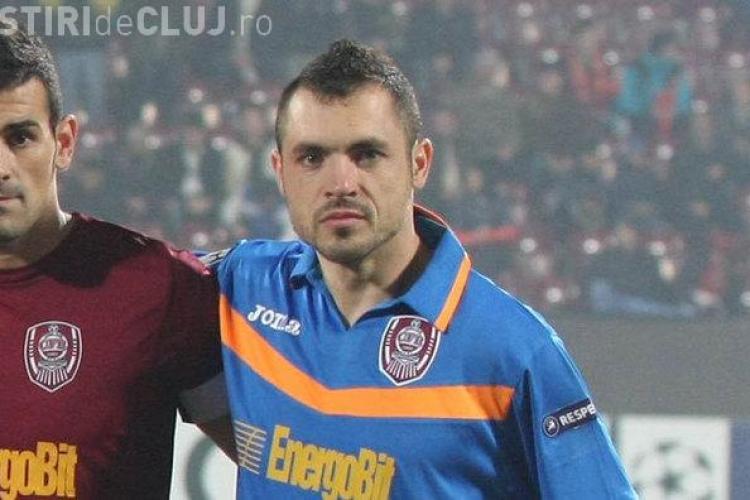 Stanciou, dat afara de CFR Cluj!