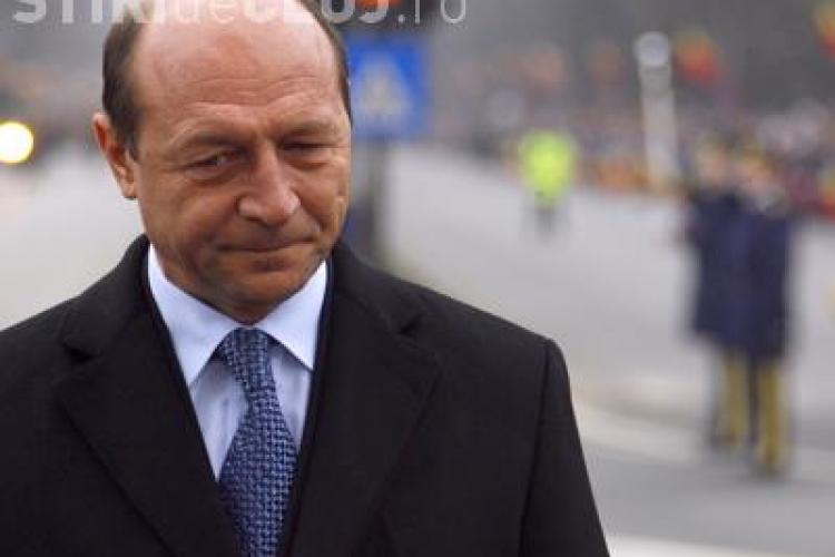Basescu vine la Cluj, dar nu sta la inmormantarea lui IPS Bartolomeu