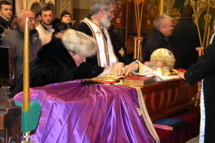 Vezi programul inmormantarii mitropolitului Bartolomeu! VIDEO