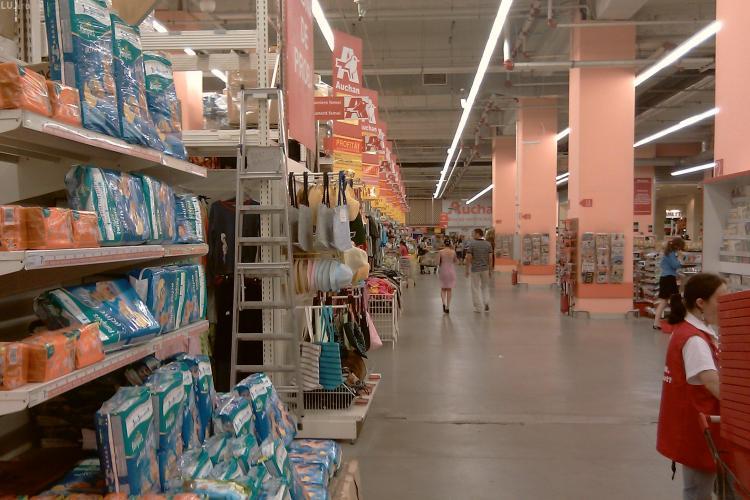 Supermarket -urile, obligate sa aiba 10% spatiu de expunere pentru produse traditionale romanesti
