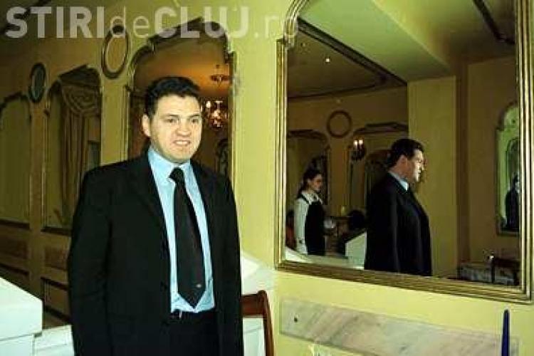 Liviu Florian, patronul Agroflip Cluj, retinut pentru ca a pretins o jumatate de milion de euro pentru sefia Vamii Halmeu