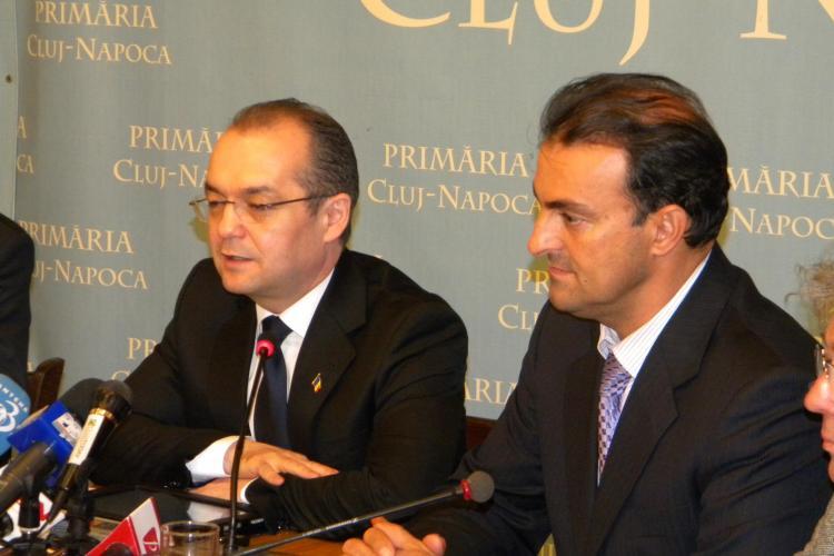 Premierul Emil Boc nu s-a gandit la demisie! - VIDEO