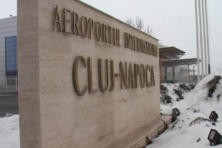 Consiliul Judetean Cluj a scos la licitatie jumatate din noua pista de 3.500 de metri a Aeroportului! VEZI cat va costa