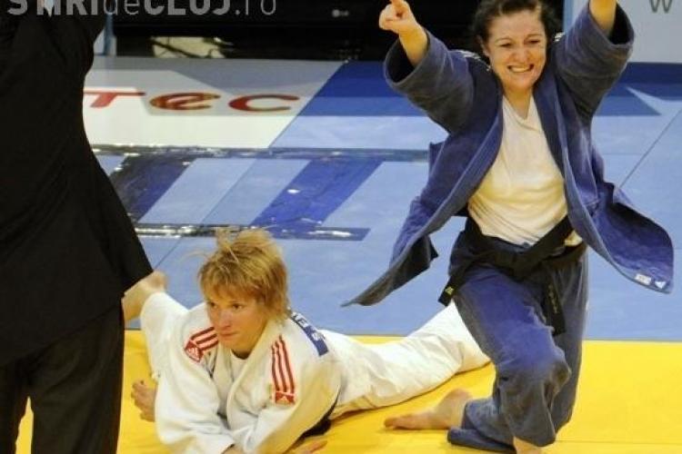 Corina Caprioriu a obtinut medalie de bronz la Grand Slam Paris