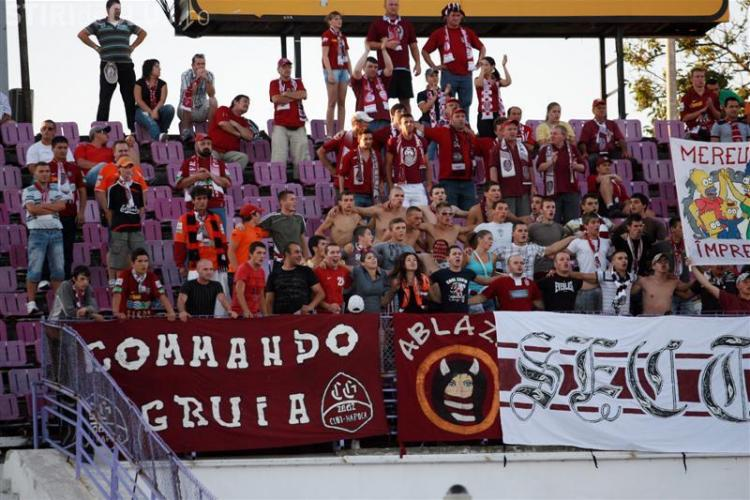 Se reia Liga I: CFR Cluj joaca duminica, 27 februarie, in deplasare la Victoria Branesti